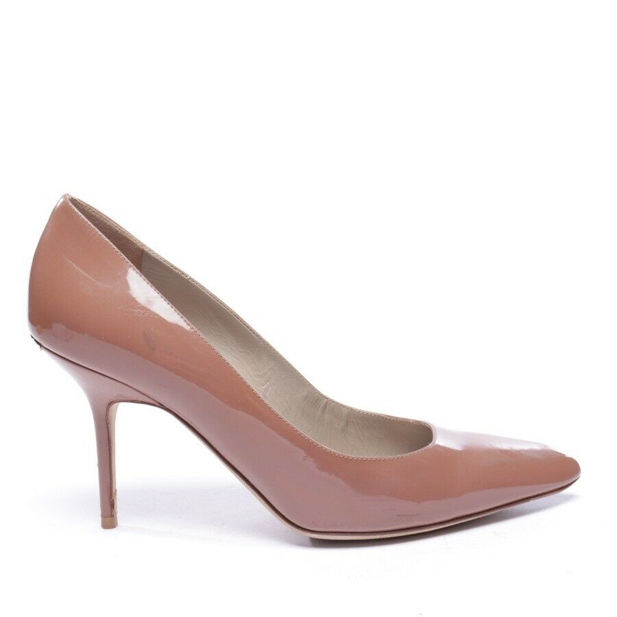 BURBERRY Pumps Gr. D 38,5 Rosa Damen Schuhe High Heels Leather Chaussures - 71.95,Kaufpreis 71,95,datum 24.08.2020 17:49:48,Website dhd24.com